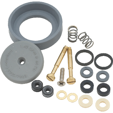 **REPAIR KIT FOR PRE-RINSE VALVE