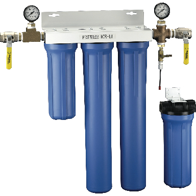 **ICE MACHINE FILTRATION SYSTM