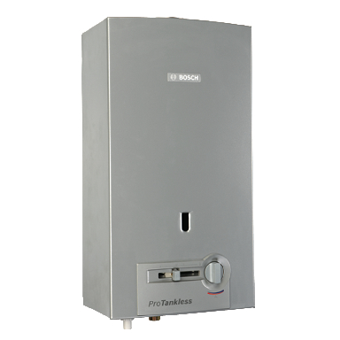 INSTANT NATURAL GAS WATER HEATER