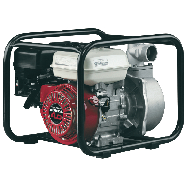 4HP HONDA PUMP