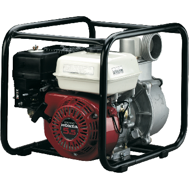 5.5 HP HONDA PUMP