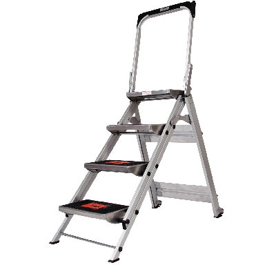 2 STEP BAR SAFETY STEPLADDERS