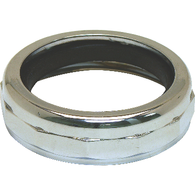 1-1/2 SS NUT W/RUBBER WASHER