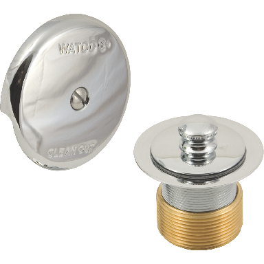 *WATCO PUSHPULL TRIM W/BDY CP