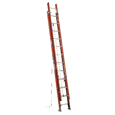 28FT ALUMINUM EXT LADDER 250LB C