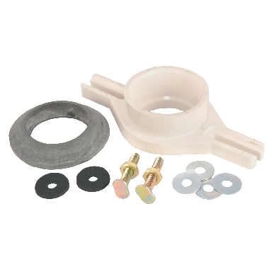 *PVC URINAL FLANGE KIT SPGOT