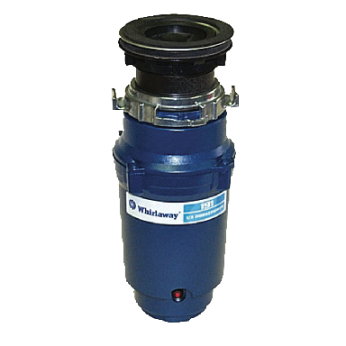 **WHIRLAWAY DISPOSER 1/3 HP
