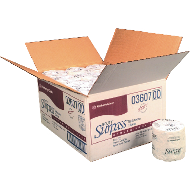 SOFTWEAVE TOILET TISSUE CS