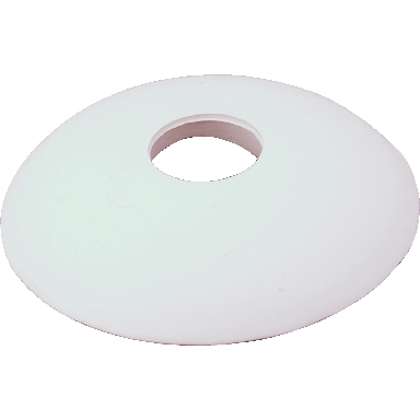 *PLASTIC ESCUTCHEON 1-1/2 IPS