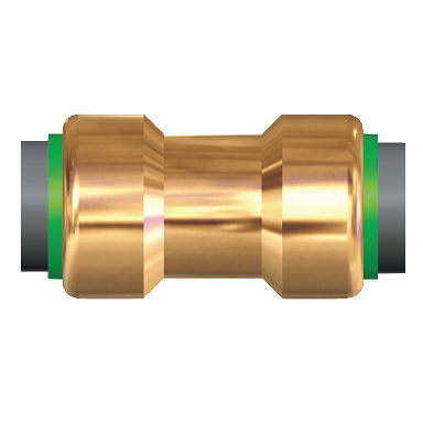 ** PREMIER PUSH-FIT COUPLING 1 X