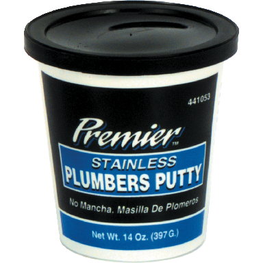 *PREMR STAINLESS PUTTY 3 LB