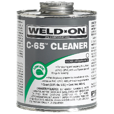 Weld On C 65 Clr Clnr Pt 451188 All Southern Supply