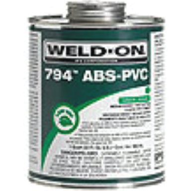 **WELD ON 794 GREEN TRANSITION C