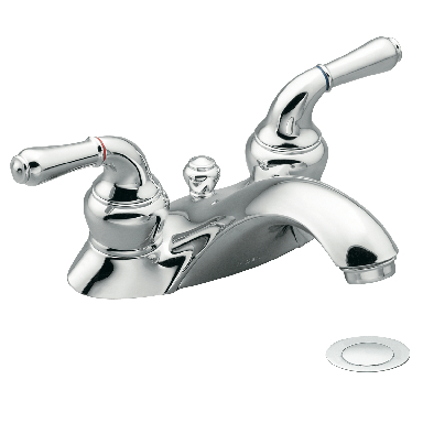 *NEW MONTICELLO LAV FAUCET CHROM