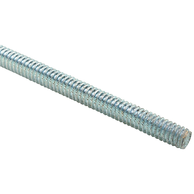 *THREADED ROD 3/8 X 6