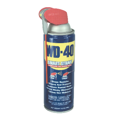 **WD-40 12 OZ SMART STRAW