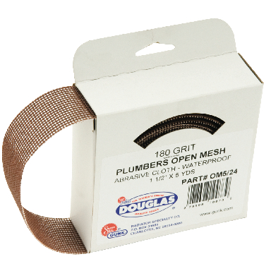 PLUMBERS CLOTH 180 GRIT