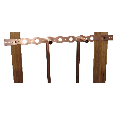 **COPPER BONDED BRACKET 20i,1/2i