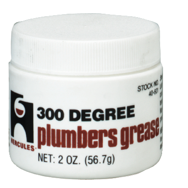 **2 OZ 300 DEGREE PLUMBERS GREAS