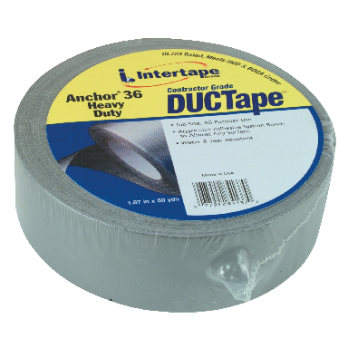 **DUCTTAPE BLK 10MIL 2X60 YD