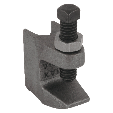 *TOP BEAM CLAMP 3/8i BLK