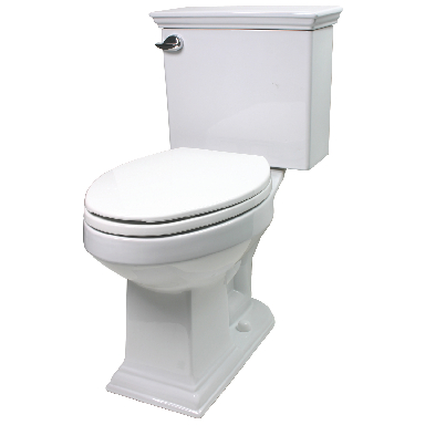 **PREM.iUNION SQi WHT TOILET TAN