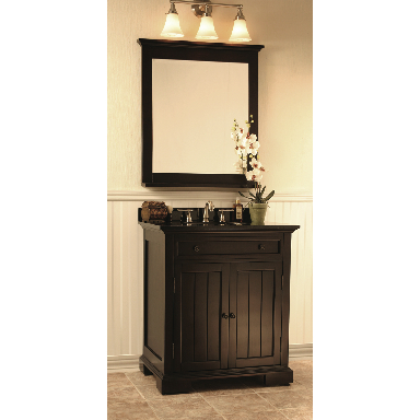 **TORINO BROWN FINISH MIRROR