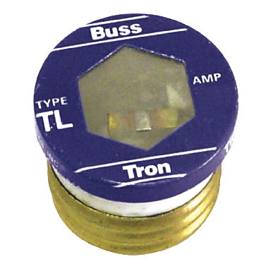 **15 AMP TYPE TL TIME DELAY FUSE