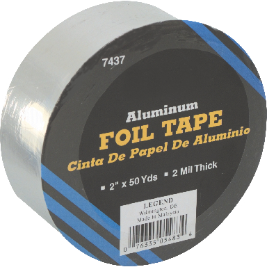 "*FOIL TAPE 3"" X 50 YARDS"