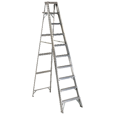 3' ALUM STEP LADDER