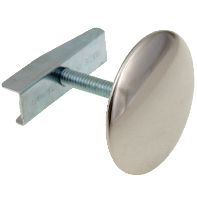 FAUCET HOLE COVER CP 1-3/4