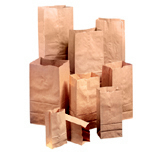 20# NATURAL EXTRA HVY DTY TALL PAPER BAG 500/BDL