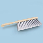 CNTR BRUSH 8 IN FLAGGED POLY BRISTLES GRA 12