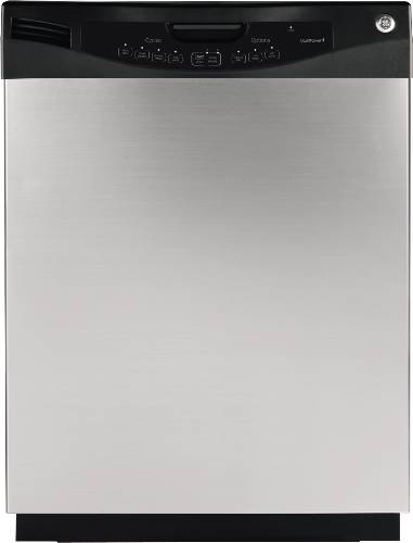 GE CLEANSTEEL TALL TUB BUILT-IN DISHWASHER