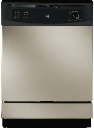 GE BUILT-IN DISHWASHER STAINLESS STEEL