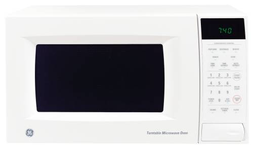 Ge Compact Countertop Microwave Oven Black
