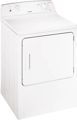 HOTPOINT DRYER ELECTRIC 6.0 CU.FT. EXTRA-LARGE CAPACITY