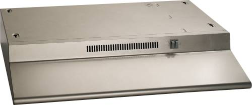 HOTPOINT STANDARD UNDER CABINET RANGE HOOD WITH LIGHT 30 IN. SIL