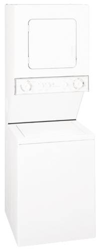 GE UNITIZED SPACEMAKER WASHER/DRYER ELECTRIC 24""