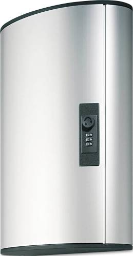 "DURABLE LOCKING KEY CABINET, 72-KEY, BRUSHED ALUMINUM, 11 7/8"" X"