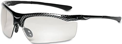 3M SMARTLENS SAFETY GLASSES, PHOTOCHROMATIC LENS, BLACK FRAME