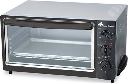 MULTI-FUNCTION TOASTER OVEN WITH MULTI-USE PAN, 15 IN. X 10 IN.