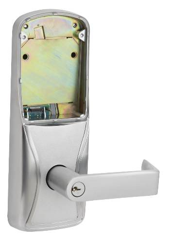 SCHLAGE ELECTRONICS AD-200 OFFLINE ELECTRONIC CYLINDRCL LOCK BOD