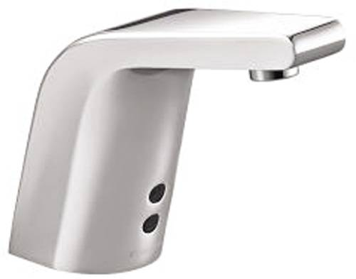 KOHLER INSIGHT™ TOUCHLESS SCULPTED HYBRID DECK MOUNT FAUCET, POL