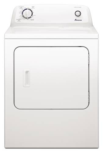 AMANA ELECTRIC DRYER WHITE