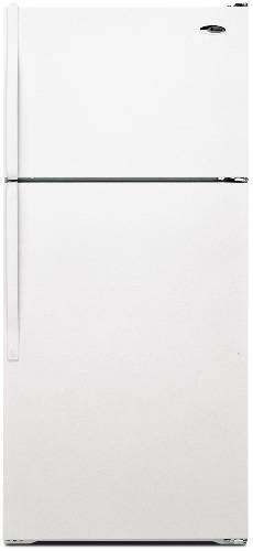 AMANA REFRIGERATOR TOP MOUNT 15.9 CU. FT. WHITE