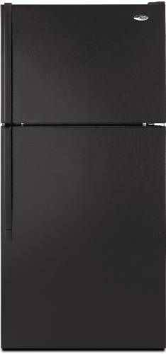 AMANA REFRIGERATOR TOP MOUNT 17.6 CU. FT. BLACK