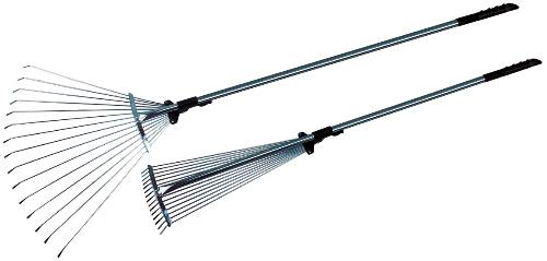 ADJUSTABLE RAKE