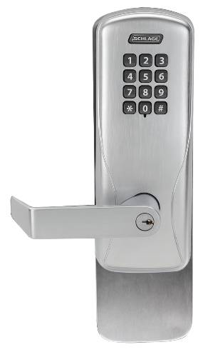 SCHLAGE ELECTRONICS CO100 SERIES 993R KEYPAD TRIM FOR EXIT DEVIC