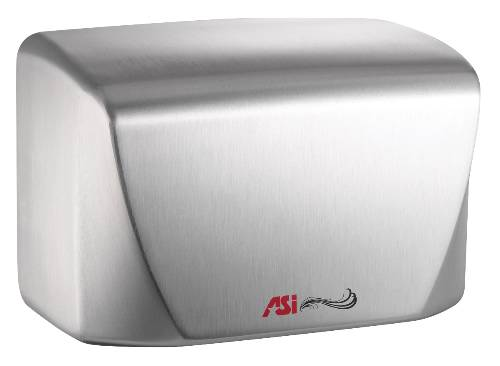 TURBO-DRI JR. HIGH SPEED HAND DRYER-SATIN